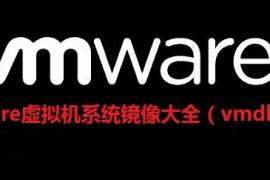 VMware虚拟机系统镜像(vmdk文件)大全 | 包括Windows/Linux/Mac