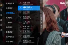 智能电视及机顶盒高清电视直播APP 电视家TV v3.4.17 / 2.13.25 去除广告解锁版
