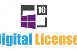 永久激活Windows 10 Win10数字许可激活工具 Windows 10 数字许可证激活工具C#版v3.7