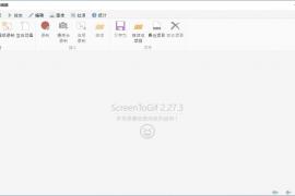ScreenToGif 2.27.3 动画录制软件 屏幕,摄像头和画板录像,并有内置编辑器