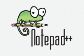 [21419期]开源纯文本内容编辑器兼程序设计源代码编辑器 开源文本编辑器 Notepad++ v7.9.4 程序源代码编辑器