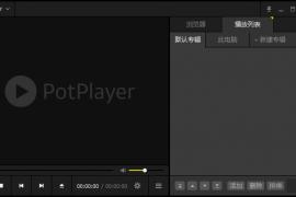 [21431期]多媒体影音播放器软件 影音播放器 Daum Potplayer v1.7.21289