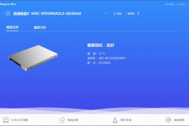 [21509期]海康威视SSD固态的硬盘管理软件 Magical Box 海康威视固态硬盘管理软件 1.0.3