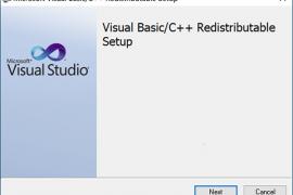 [21514期]windows系统必备组件 微软vc++运行库v0.51、DirectX9.0c和.net framework