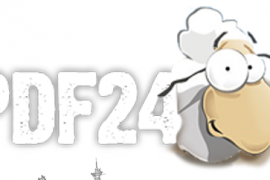 [21573期]开源免费的PDF阅读器 PDF24工具箱 PDF阅读和简单的编辑功能都有