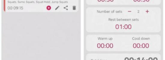 【酷文客21016】Wit APP 一个颜值非常高的免费间隔计时器软件 用于健身运动、有氧训练、高强度间歇训练等使用场景