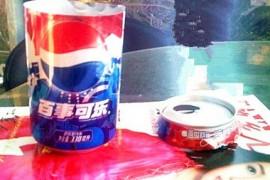 易拉罐手工制作大全:用易拉罐做烟灰缸