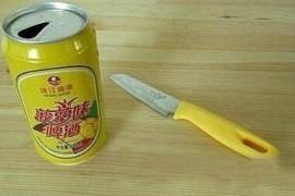 易拉罐手工制作大全:DIY易拉罐灯笼