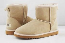 UGG雪地靴怎么清洗 雪地靴清洗方法