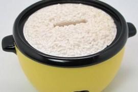 用电饭锅煮米饭夹生怎么办?