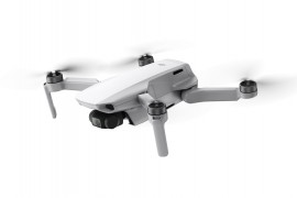 DJI Mavic Mini 超轻型无人机,支持30fps 2.7K视频