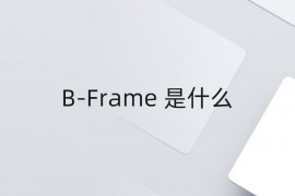 B-Frame 是什么