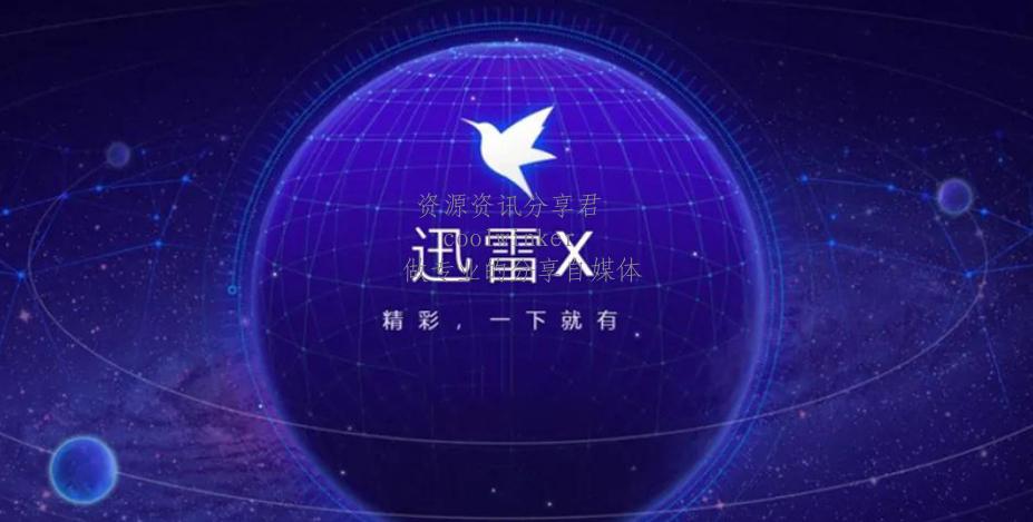 迅雷X v10.1.34.798 绿色版